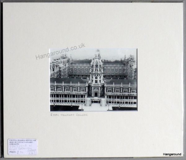 Royal Holloway College -  the North Tower - RoyH3